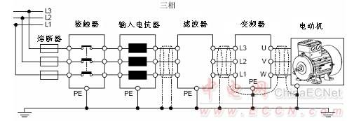 自耦降压启动是在启动时将电源电压加在自耦变压器的原边绕组上